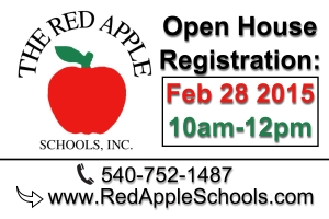 Red Apple Yard Sign-001
